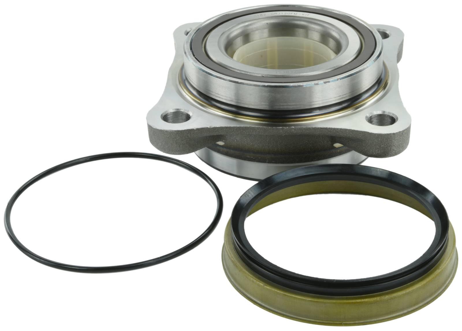 Wheel Hub (Front) Kit - Febest # 0182-GRJ120FM-KIT OEM 43570-60010