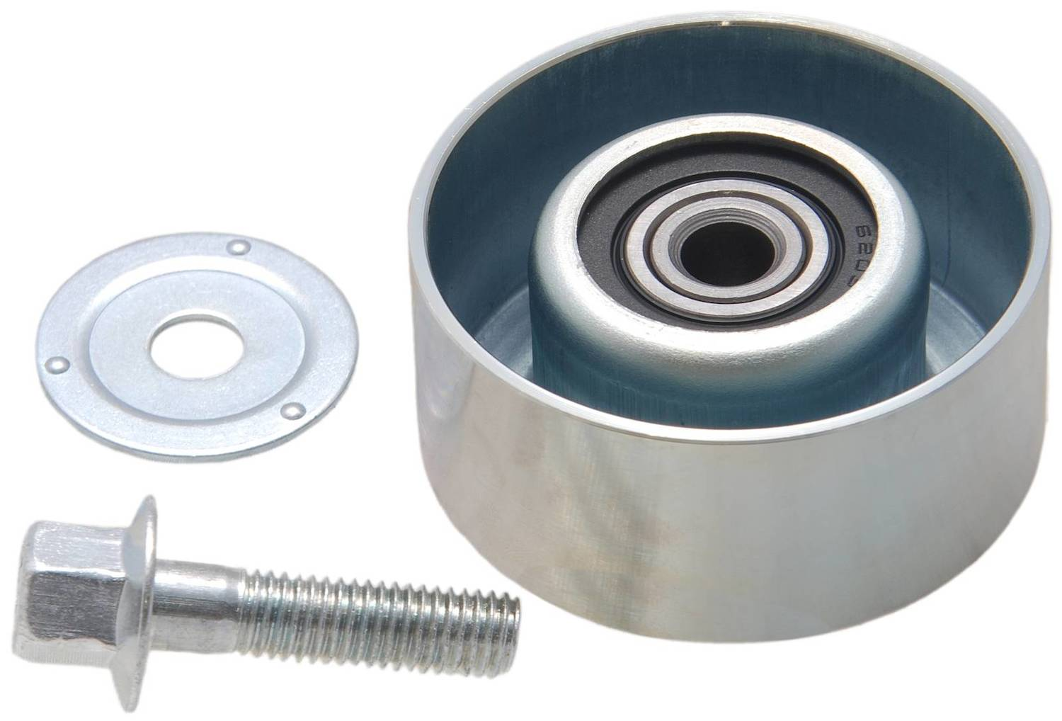 how to change a tensioner pulley