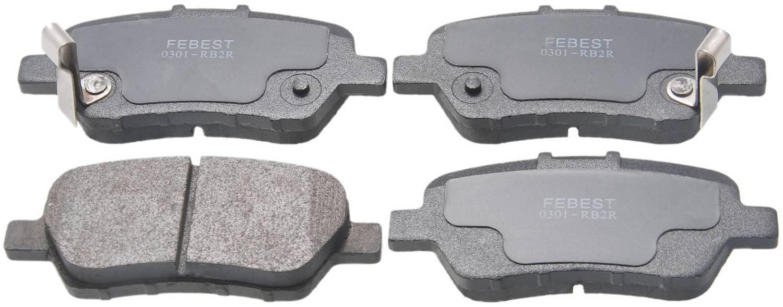 Brake Pads Disc Brake Fits HONDA STEP WGN RG1//RG2//RG3//RG4 2005-2009 Rear