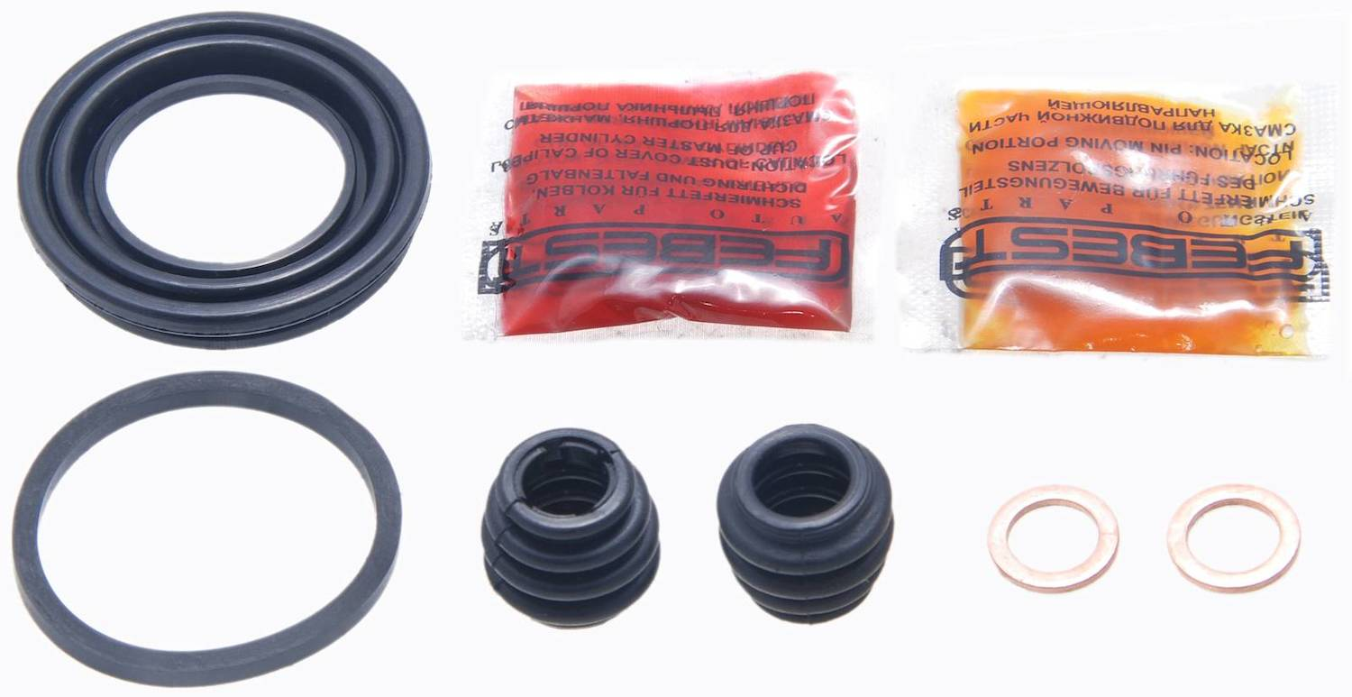 Febest 2000 Honda Odyssey - Disc Brake Caliper Repair Kit FEBEST # 0375-RD7R OEM # 01473-SP0-000 at Sears.com