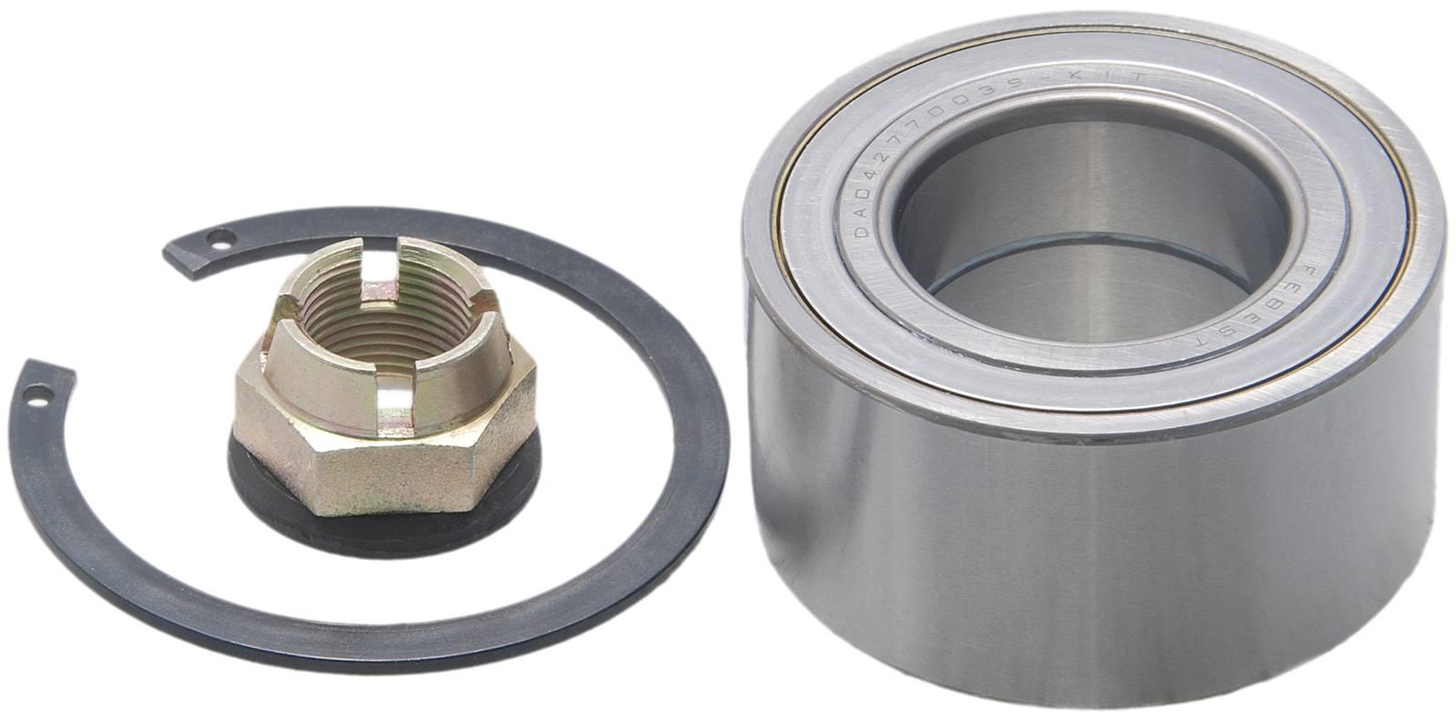 FEBEST Wheel Bearing DAC40700043