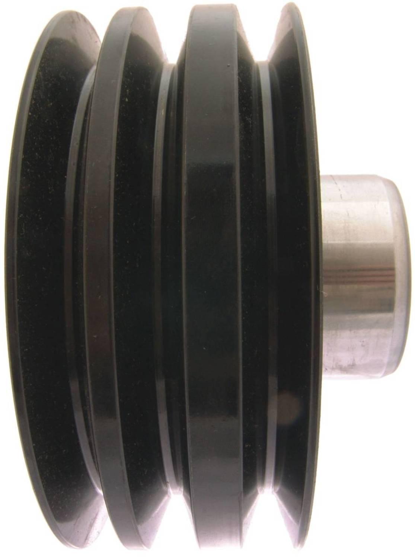 Para Nissan Elgrand E50 3.5 99-02 Ventilador Alternador Cinturón De Dirección Asistida aircon
