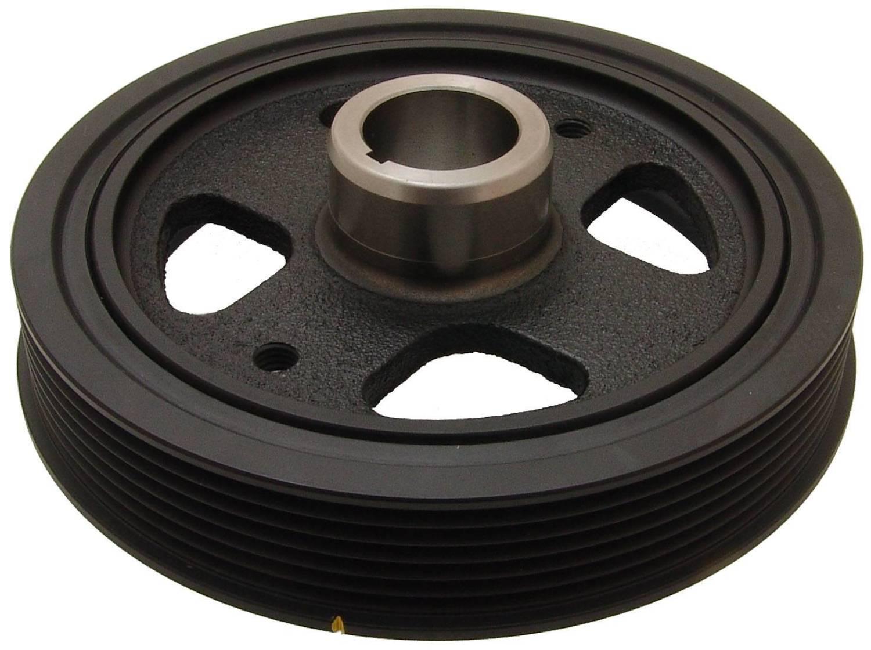 Engine crankshaft pulley for 2010 toyota prius usa ebay for Ebay motors toyota prius