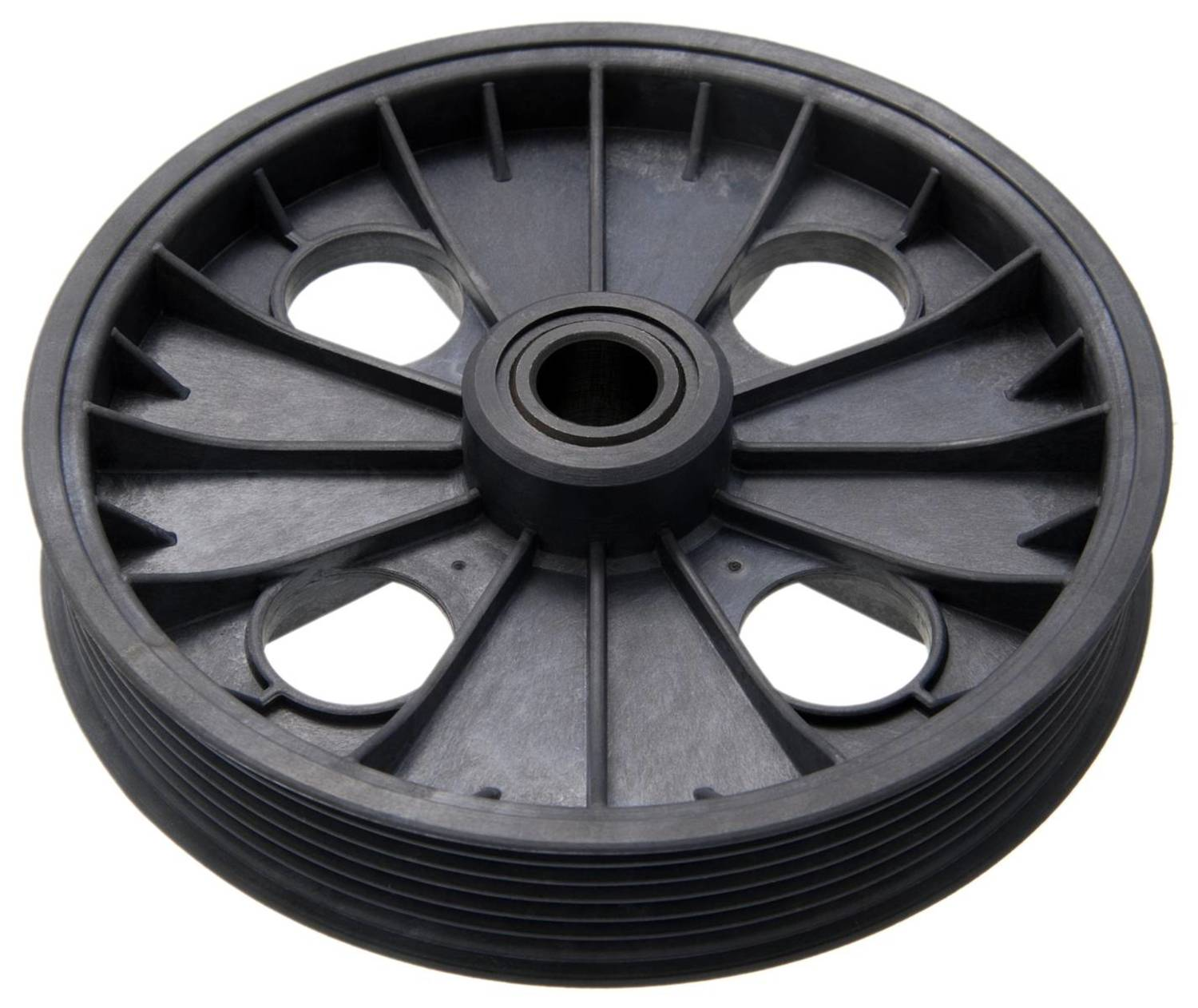 SHAFT SUB ASSEMBLY PULLEY - For Volvo S60 I 2002-2009 OEM 8683377