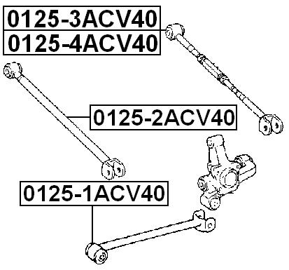 lexus es 350 parts catalog