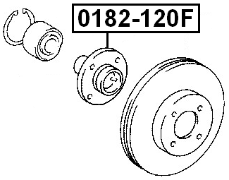 8427457 moreover Overhaul 1206 moreover Front Axle Hub additionally Steering Knuckle Axle Shaft in addition Bn 1492213. on toyota corolla hub bearing