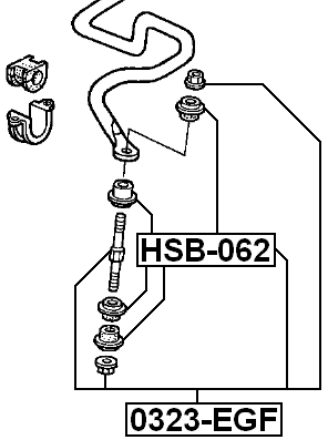 suspension stabilizer bar link eg1 d15b7 for 1994 honda civic Green 1998 Honda Coupe patible vehicles honda civic coupe ej1 1993 1995 honda civic gx en1 en2 1999 2005 honda civic shuttle ef 1987 1997 honda civic civic coupe ef ej7