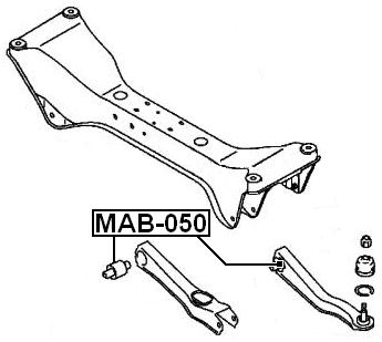 2002 Mitsubishi Diamante Parts Catalog