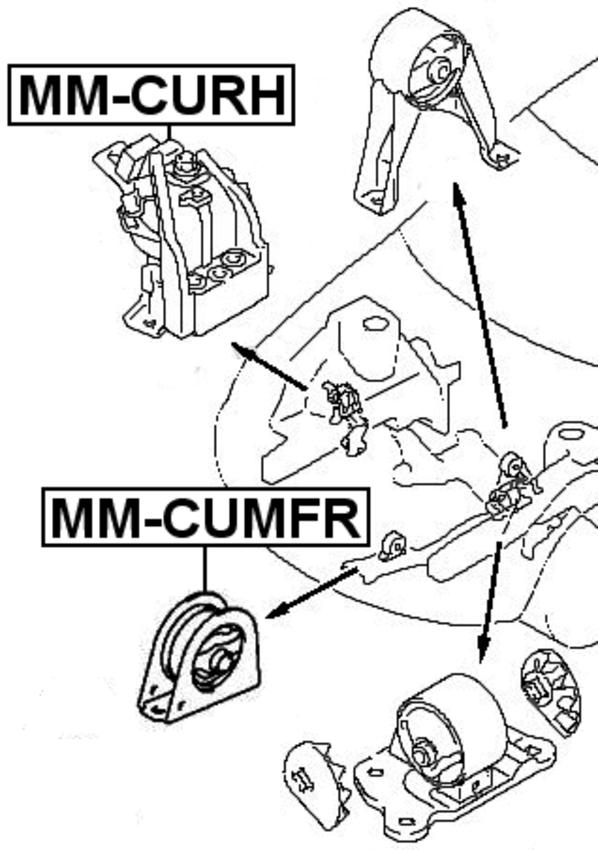 Ls Swap Motor Mount Plates
