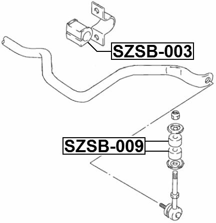 1986 Suzuki Samurai Parts Catalog