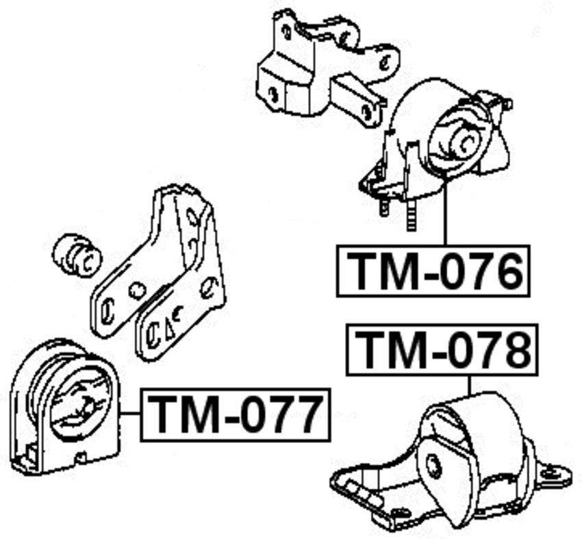 Rear Engine Mount