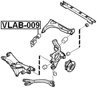 Volvo V70 2 5 1994 Specs And Images likewise Genuine Volvo Parking Brake Return Spring Short S60r V70r moreover 281976158547 as well Volvo V70 2 0 2009 Specs And Images moreover Audi 80 1 8 1991 Specs And Images. on volvo v70 rear suspension
